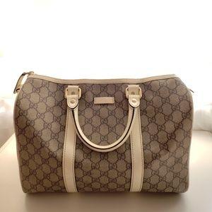 🖤Gucci Supreme Joy Boston Bag